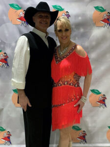 Greg and Laura Thrash - C&W Instructors