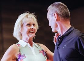 Judy Megaffin - 2155 Dance - Instructor